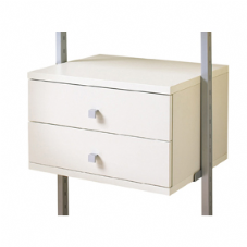 Double drawer pack